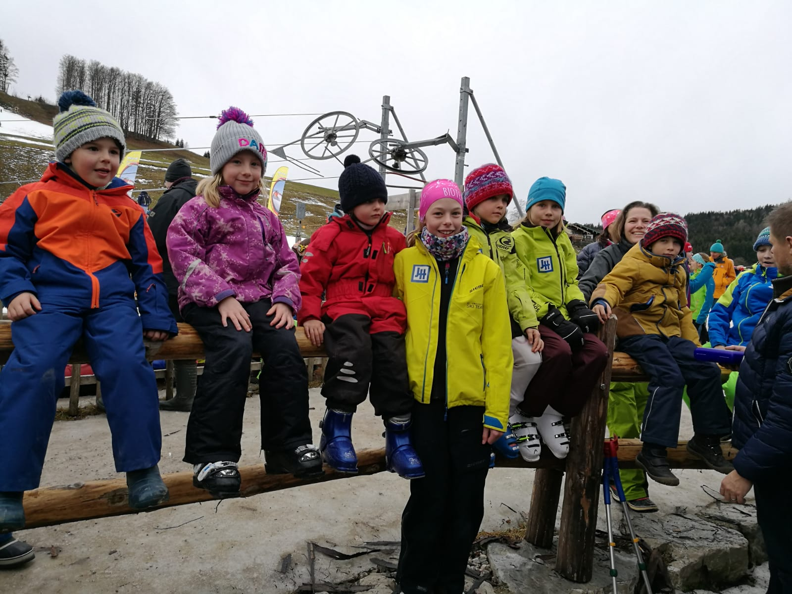 4. Siegsdorfer-Mammut Kinderskirennen