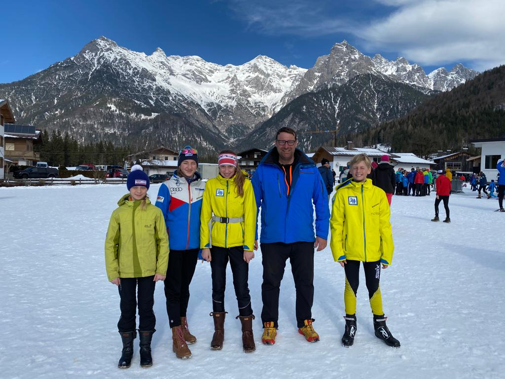 Bayerische Meisterschaft Langlauf Schüler