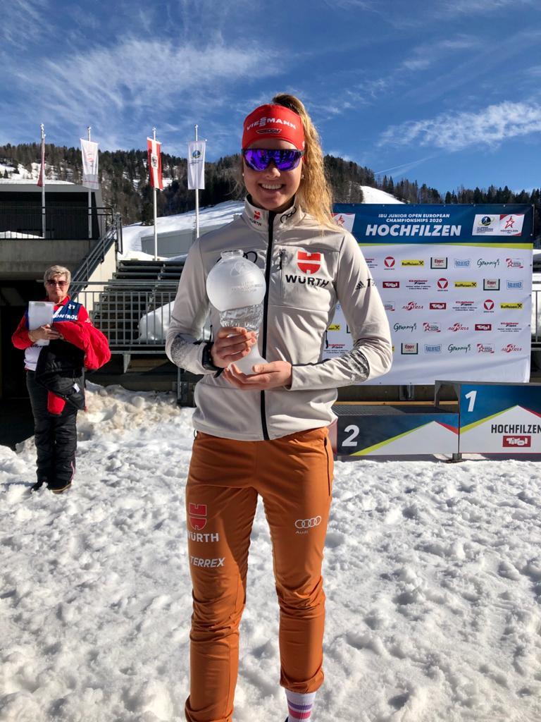 Lisa Spark Ist Viessmann-Juniorsportlerin 2020