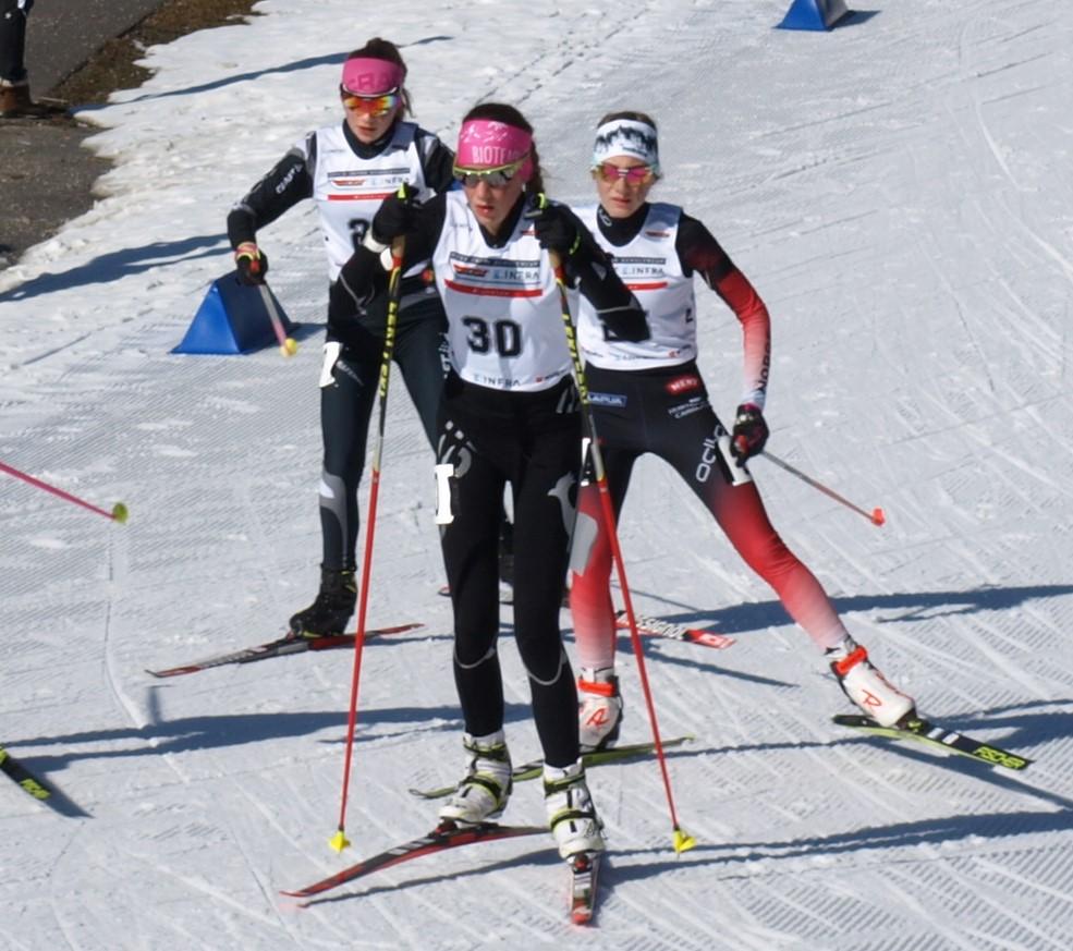 Finale Deutscher Schülercup Biathlon