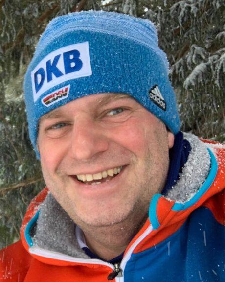 Markus Ewald (3. Vorsitzender)