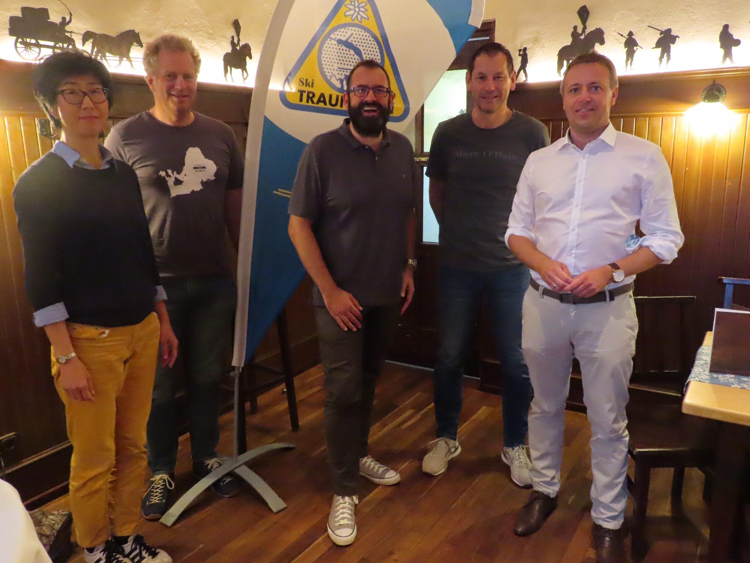 Ski-Club Traunstein Wählt Jens Nowusch Und Klaus Wudy Zum Neuen Vorstand